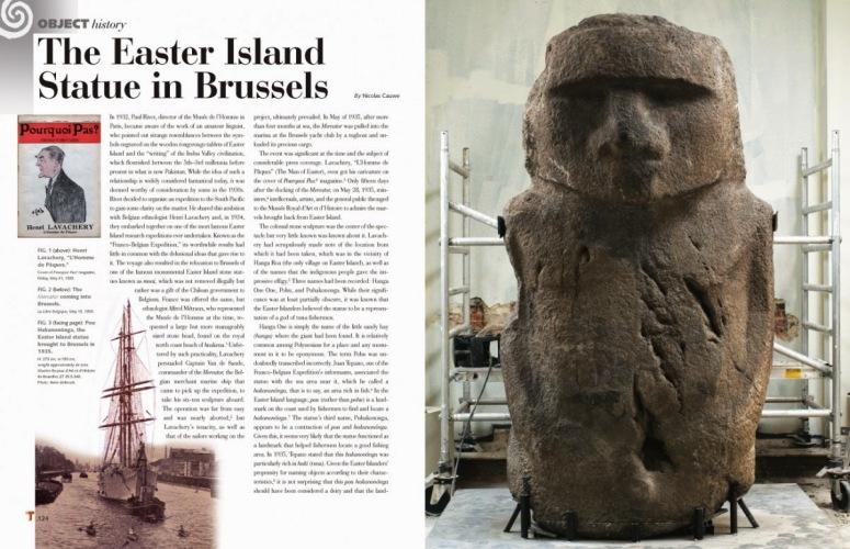 Moai belga