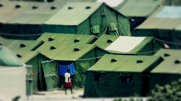 refugee-camp